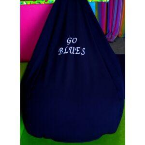Carlton Blues Footy Bag