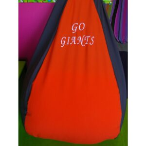 Western Sydney Giants Footy Bean Bag