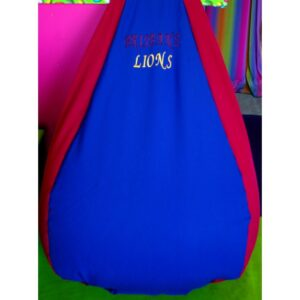 Brisbane Lions Footy Bag
