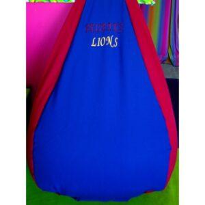Brisbane Lions Footy Bag