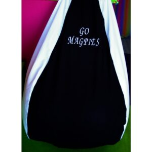 Collingwood Magpies Footy Bag