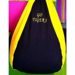 Richmond Tigers Footy Bean Bag